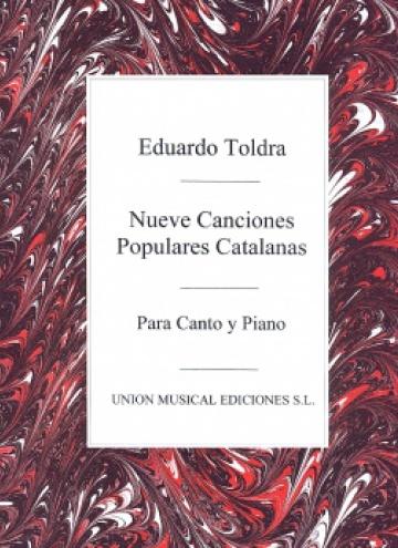 Nou cançons populars catalanes