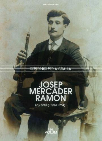 Josep Mercader Ramon. Repertori per a gralla