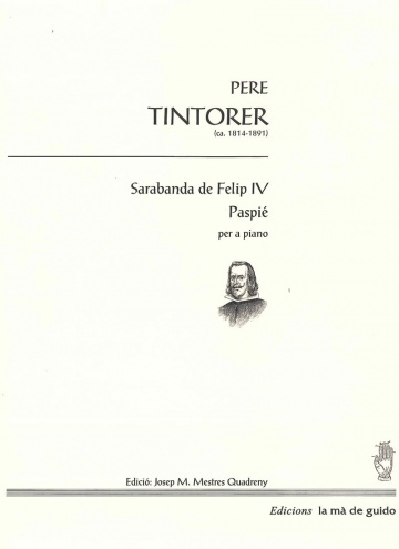 Sarabanda de Felip IV. Paspié