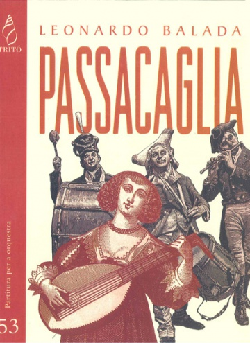 Passacaglia, for orchestra