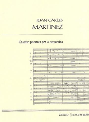 Quatre poemes per a orchestra