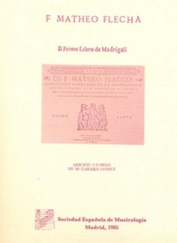 Il primo libro de madrigali