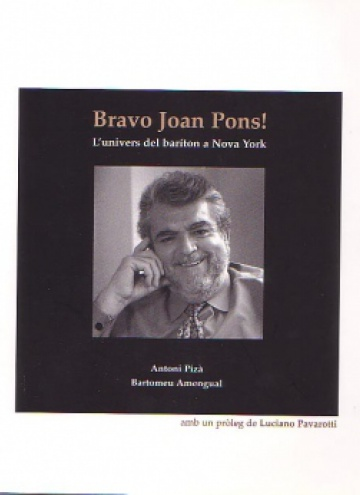 Bravo Joan Pons! L'univers del baríton a Nova York