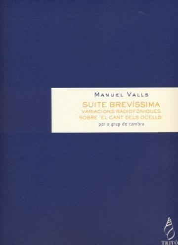 Suite brevíssima. Radio variations upon