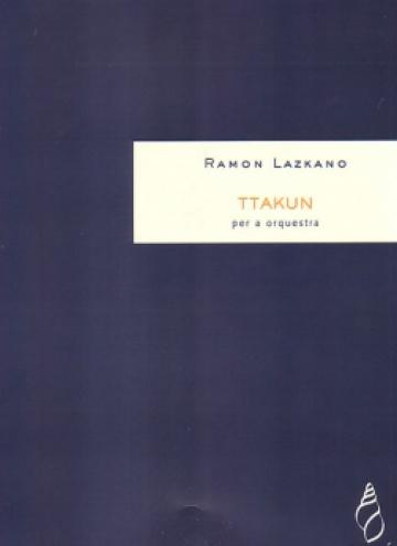 Ttakun, para orquesta