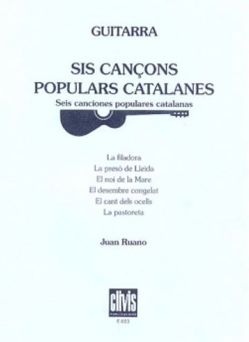 Six catalan´s folks songs