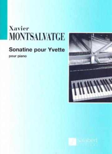 Sonatine pour Yvette