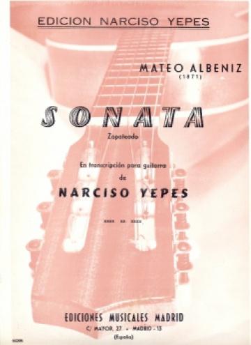 Sonata en Re mauor,
