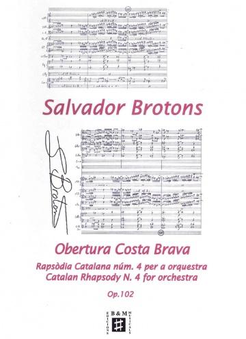Obertura Costa Brava, op.102