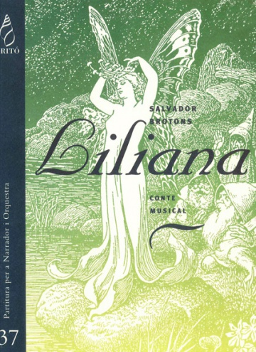 Liliana, poem for narrator and orchestra, op. 62 (orchestral version)