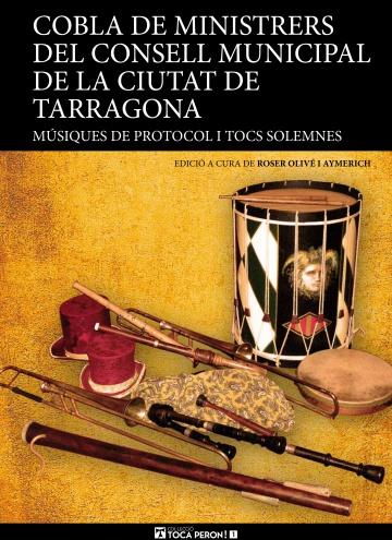 Cobla de ministrers del Consell Municipal de la Ciutat de Tarragona