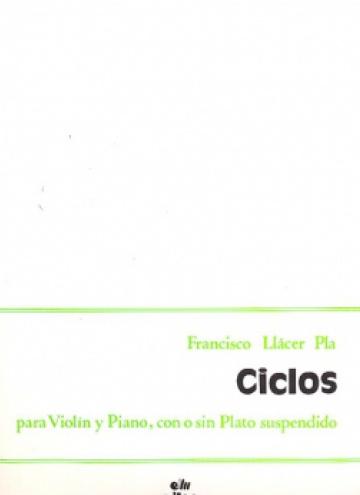 Ciclos (violín y piano)
