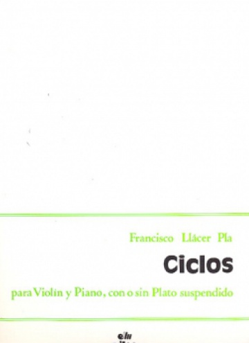Ciclos (violin and piano)