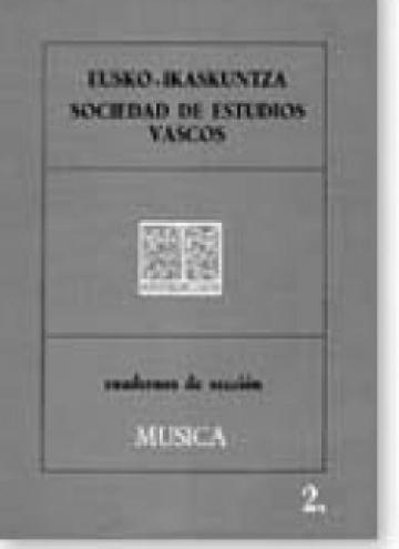 Cuadernos de sección. Música (2)