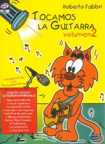 Tocamos la guitarra 2 (con CD)