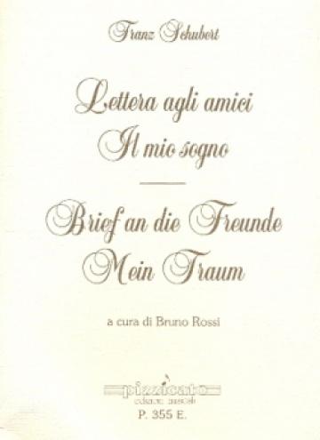 Lettera agli amici - Il mio sogno