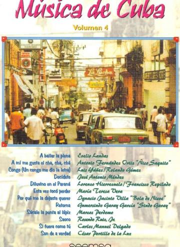 Música de Cuba vol. 4