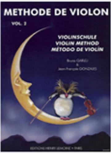 Método de violín vol. 2