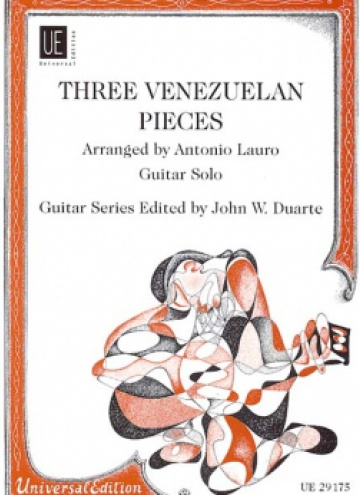 Three Venezuelan Pieces