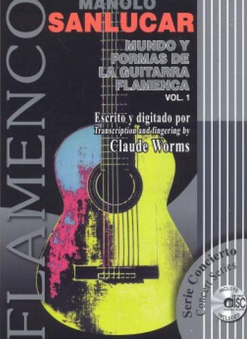 Mundo y formas de la guitarra flamenca, 1