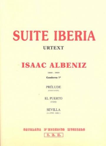 Suite Iberia (first book)