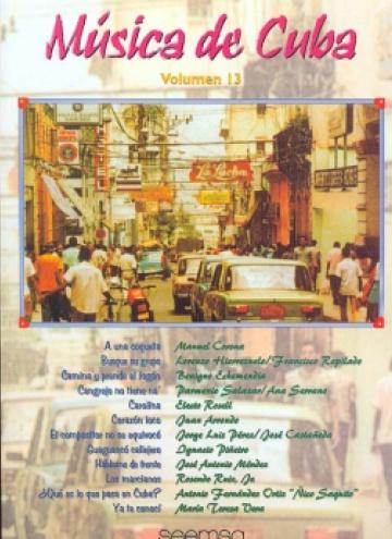 Música de Cuba, vol. 13