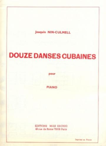 12 Cuban Dances