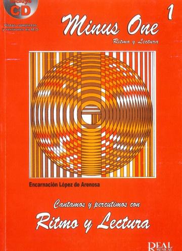Minus one 1 - Ritmo y Lectura (con CD)