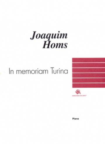 In memoriam Turina, per a piano