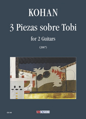 3 Piezas sobre Tobi per 2 Chitarre (2007)