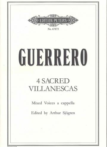 4 villanescas sacras