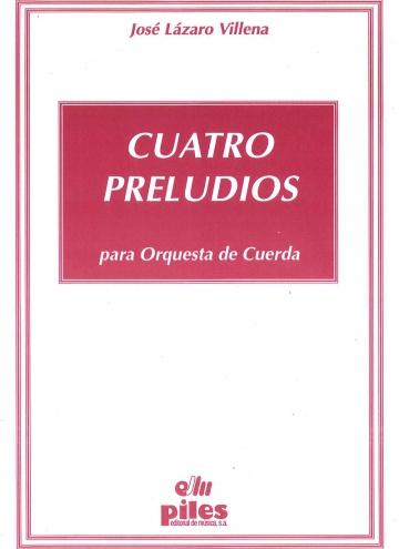 Cuatro preludios para orquesta de cuerda