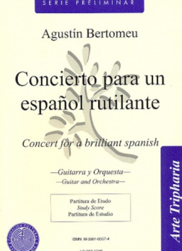 Concert for a brilliant spanish