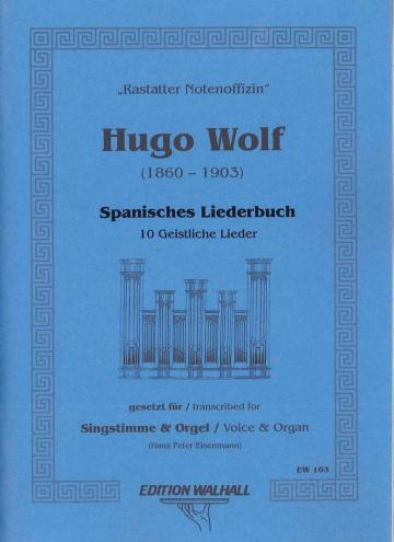 Spanisches Liederbuch
