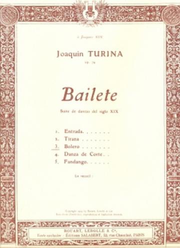 Bolero (del Bailete)