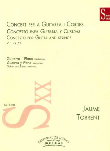 Concierto para guitarra Op.52