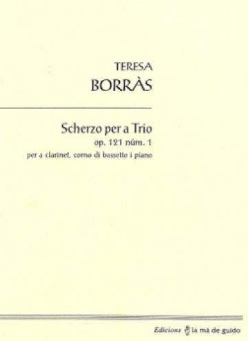 Scherzo per a trio op. 121 núm. 1
