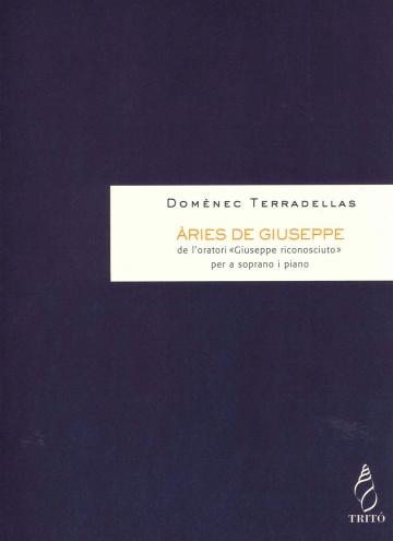 Arias de Giuseppe del oratorio <i>Giuseppe riconosciuto</i>
