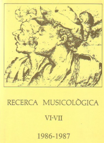 Musicological Research VI-VII