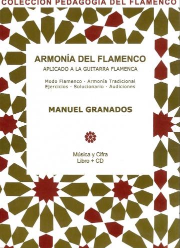 Armonía del flamenco (amb CD)