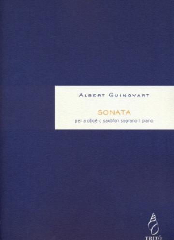Sonata para oboe (o saxo soprano) y piano