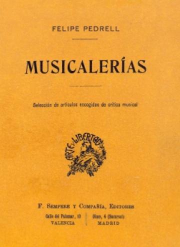 Musicalerías
