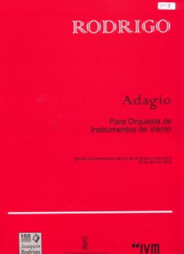 Adagio para orquesta de instrumentos de viento