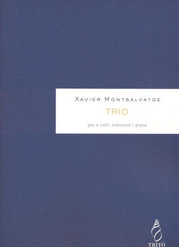 Trio for violin, violoncello and piano