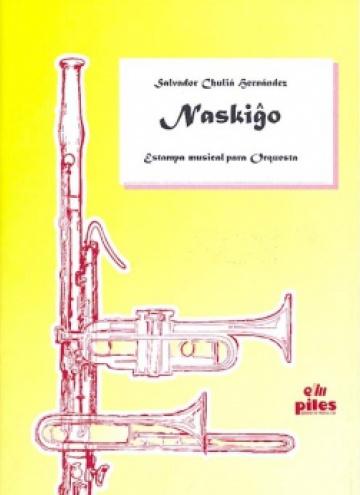 Naskigo, per a orquestra