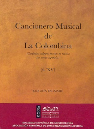 Cancionero musical de la Colombina