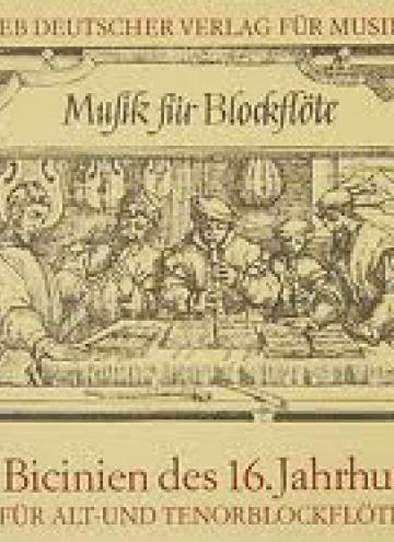 10 Bicinien des 16. Jahrhunderts