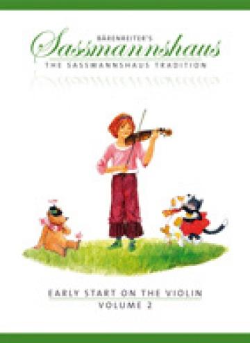 Egon Sassmannshaus vol 2 (violin)