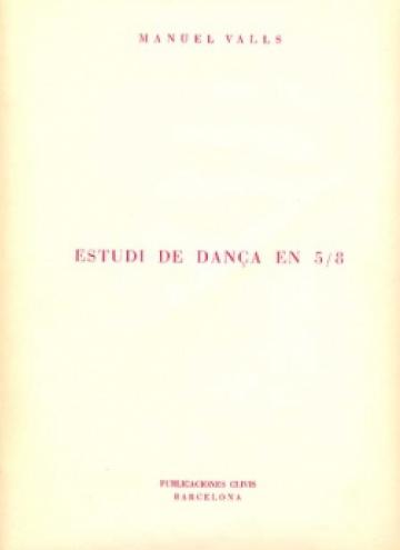 Estudi de dansa en 5/8