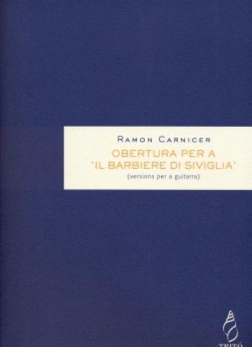 Obertura per a Il barbiere di Siviglia, versions per a guitarra